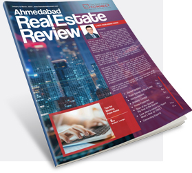 Ahmedabad Real Estate Review January - March 2020